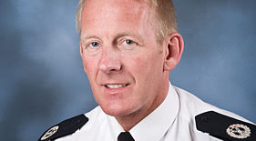 Andy Rhodes - Deputy Chief Constable of Lancashire Constabulary